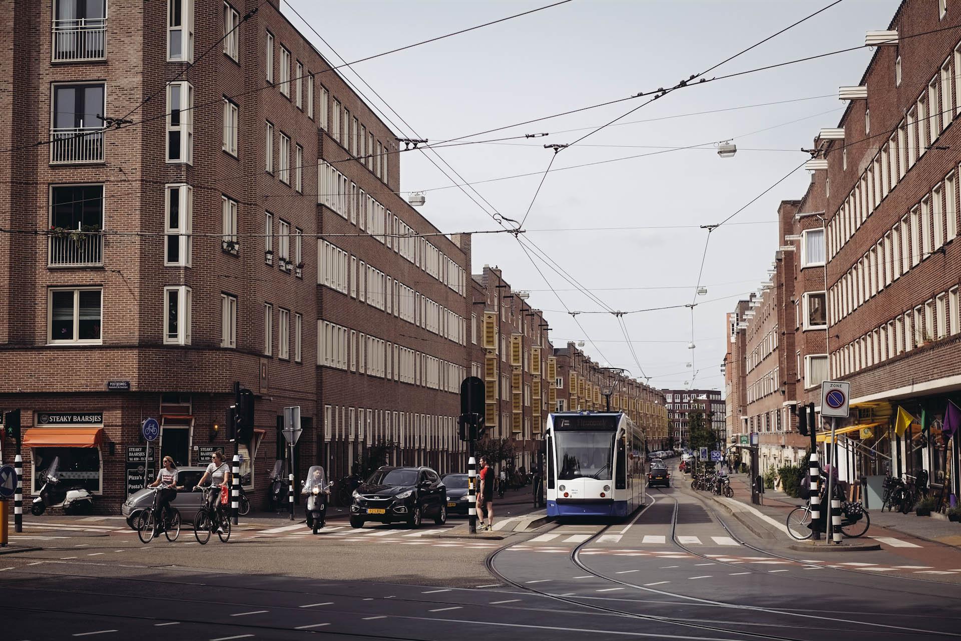 Amsterdam, Baarsjes