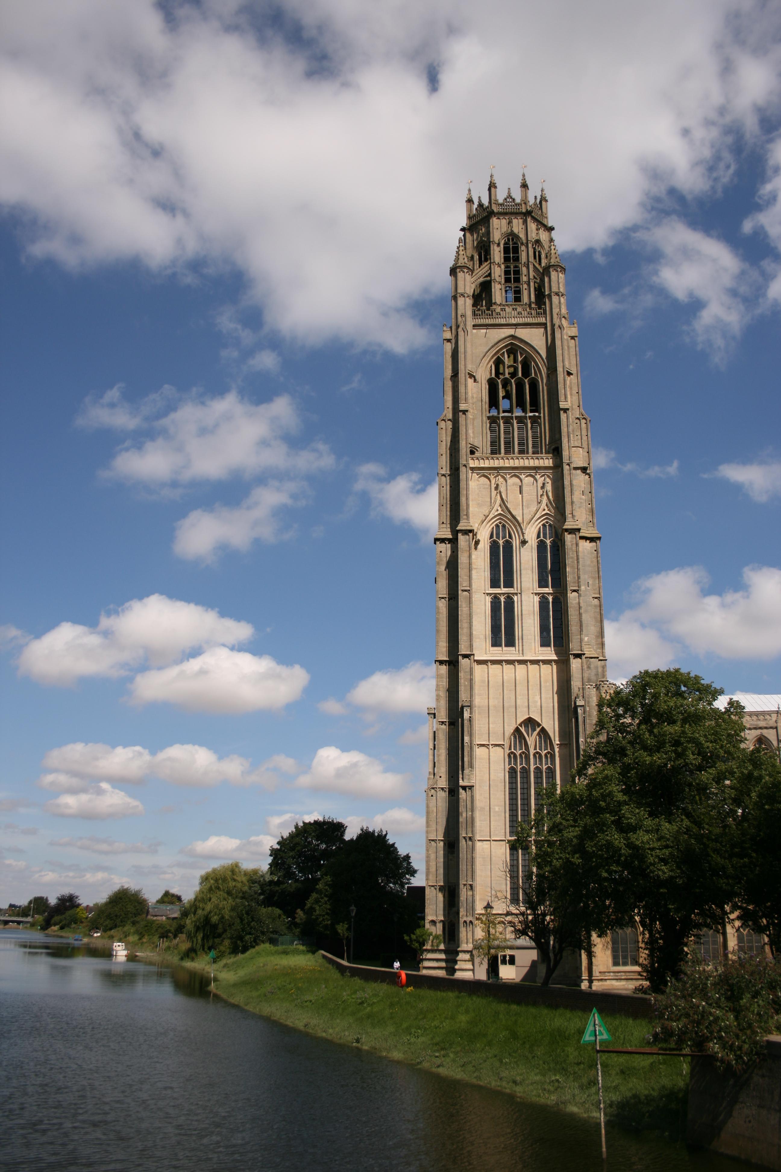 Lincolnshire, BOSTON, St Botolph