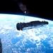 Small photo of Gemini X Agena Target Docking Vehicle