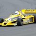 Rene Arnoux's F1 Renault Sport race car.