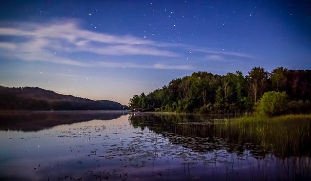 Serenity under the Stars