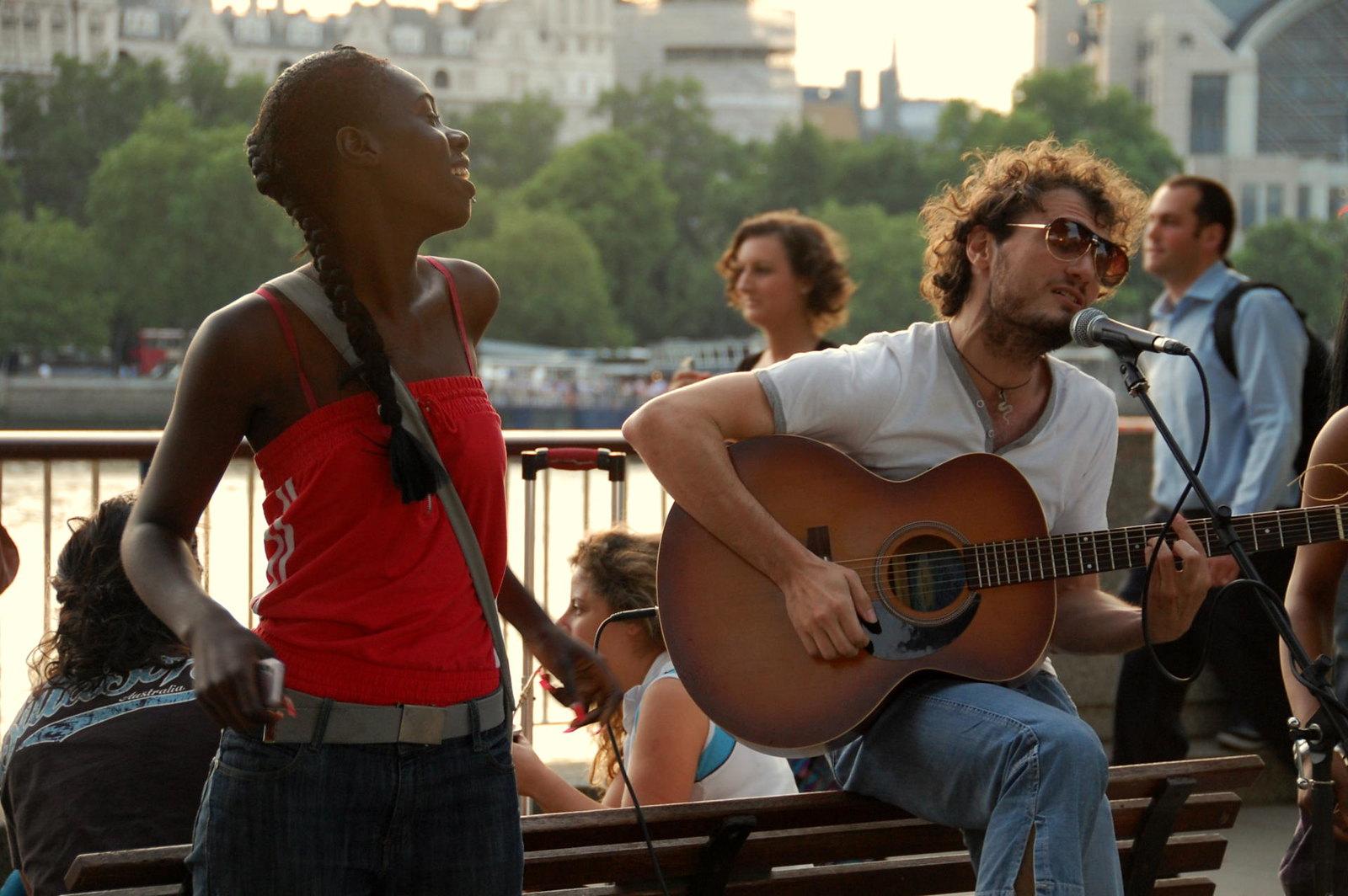street-performers-london