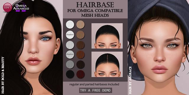 Omega Hairbase