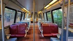 WMATA Metrorail Breda 2000 Series Railcar