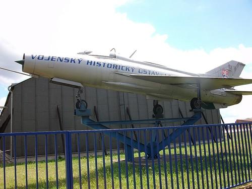 Kbely : un musée de l'aviation en République tchèque.