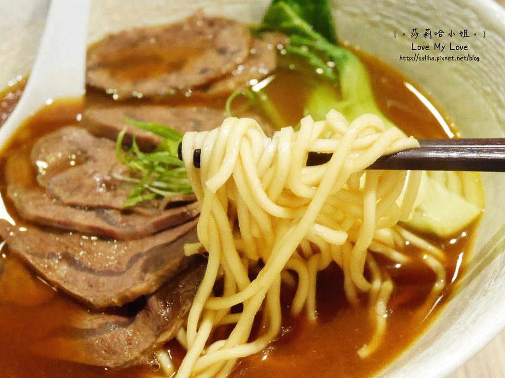 台北松山區南京復興站附近餐廳十里安牛肉麵中式料理 (1)