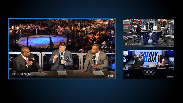 Sports Pack Add-on for PlayStation Vue: NFL RedZone & 13 Additional