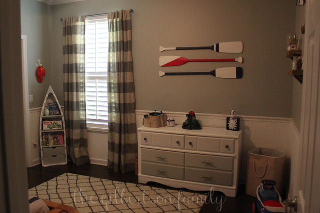 nautical boy room