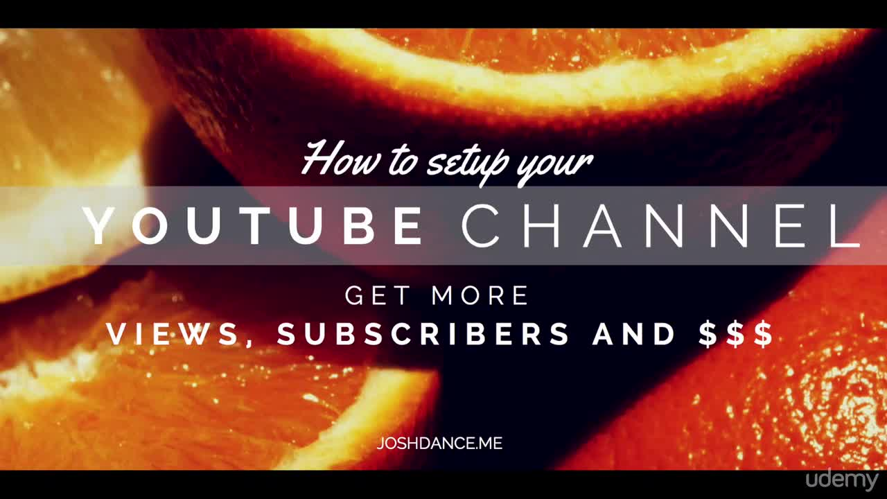 Setup Your YouTube Channel Right the First Time