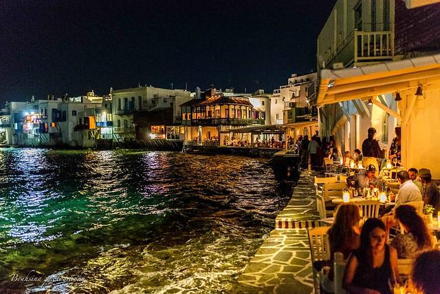 A little Venice - Mykonos