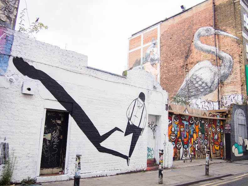 Shoreditch Street Art, London
