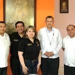 Visita misionera a Campeche