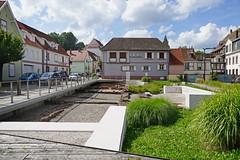 Les bains romains (Niederbronn-les-Bains)