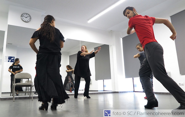 Curso Flamenco Verano 2017 Fundación Cristina Heeren