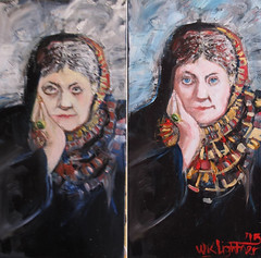 Helena Blavatsky Before and After