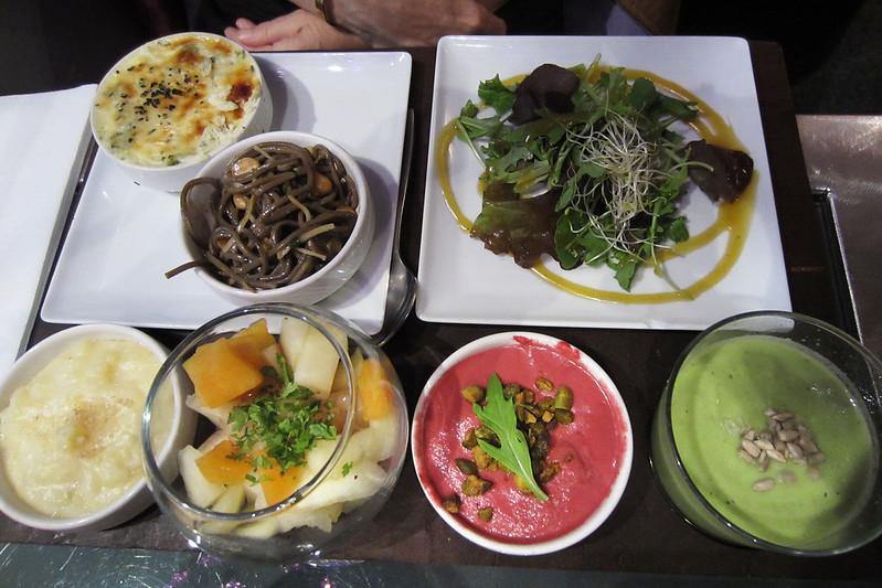 Soba noodles+ at Ozo