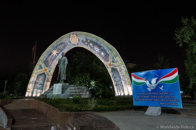 Dushanbe-2