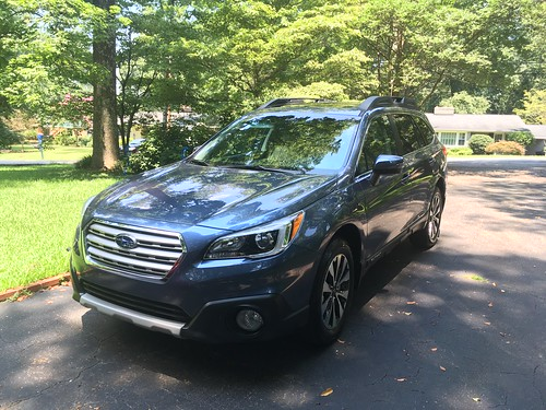 New Subaru