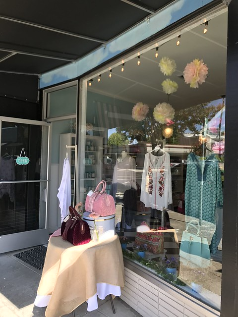 Muguette Renee boutique in Napa,  July 13, 2017