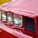 Alfa Romeo SZ headlights - it's hip to be square