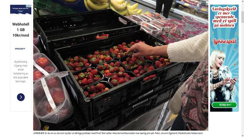 ta bort dårlig frukt