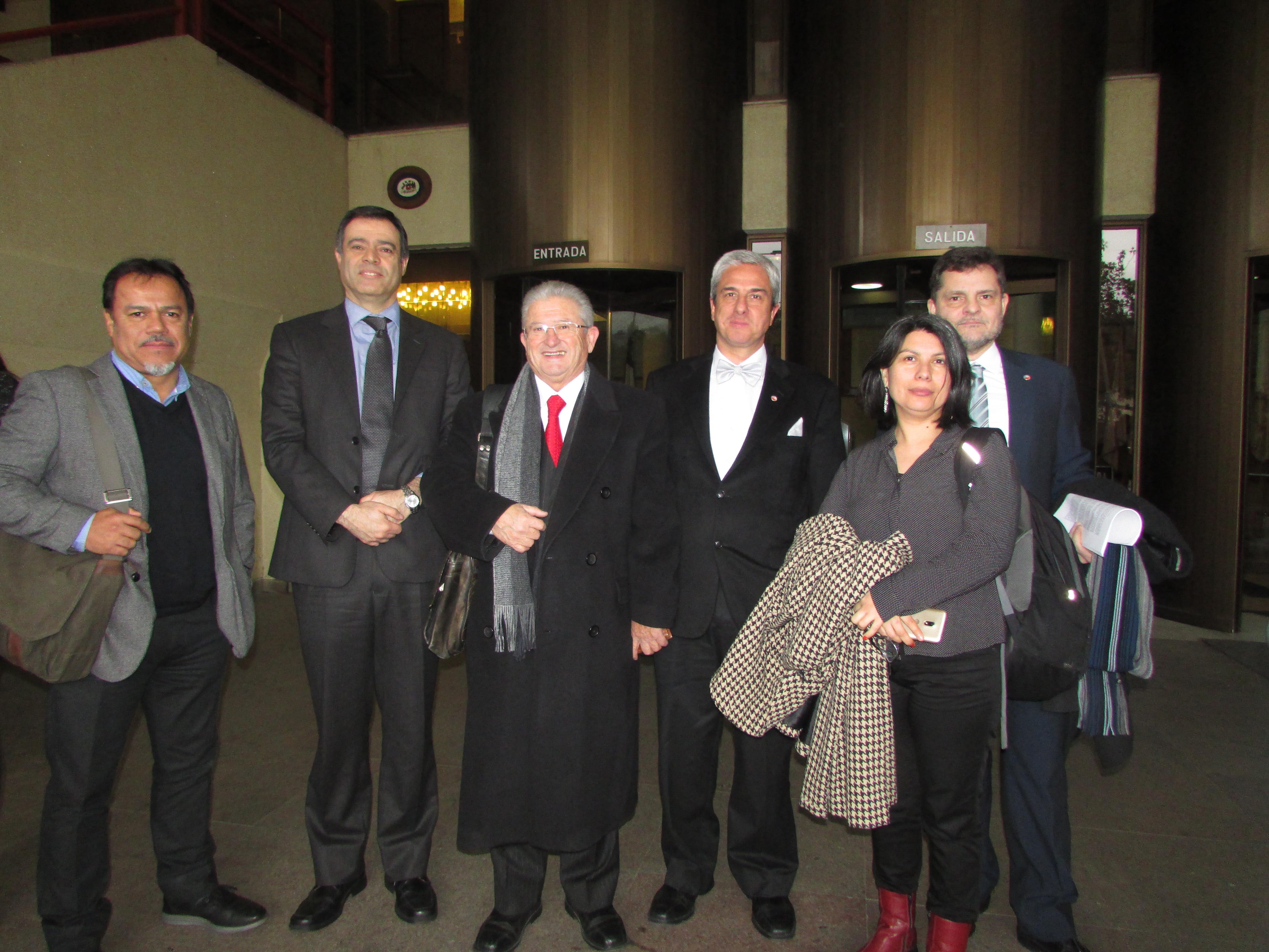 FTH apoya y acompaña a gremio AFUSBIF al Congreso Nacional - 12 Julio 2017