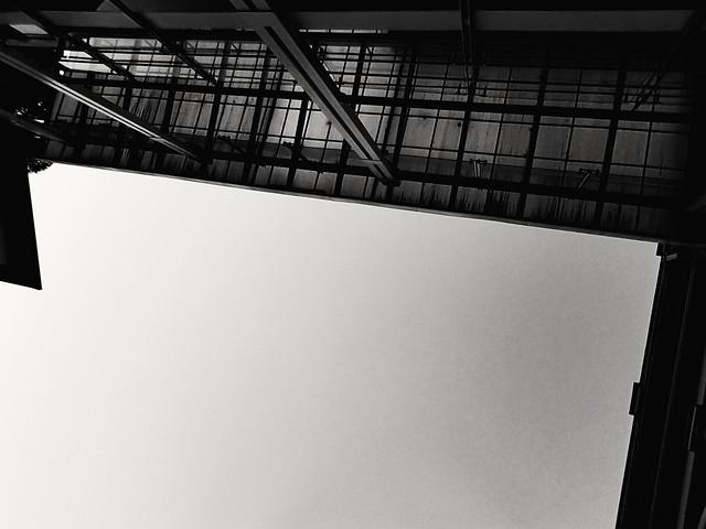 Header of plafond