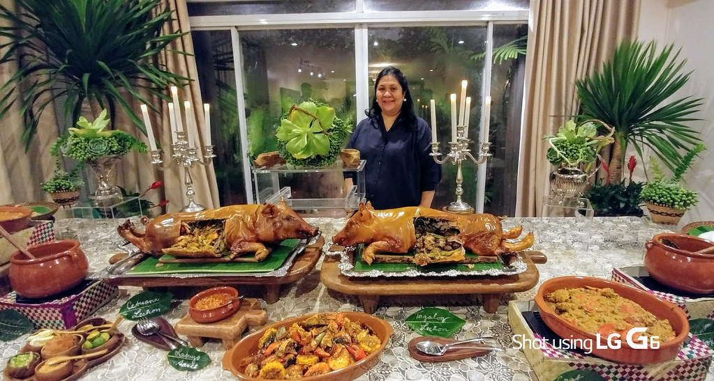 Pepita's Kitchen: How to Organize a Filipino Feast the Lechon Diva Way?!