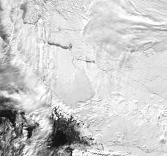 New, Large Iceberg from Antarctica 2