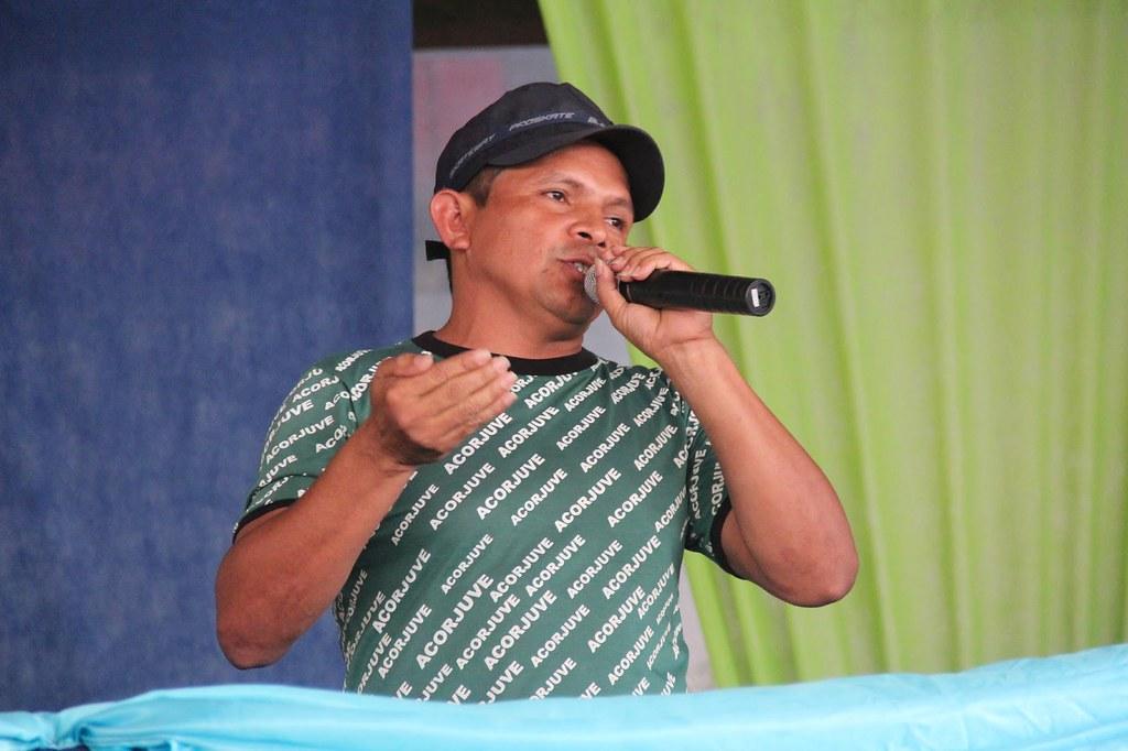 Construção de casas em Juruti: MPF denuncia Gerdernor e mais 9 por corrupção, Gerdernor Santos, presidente da Acorjuve