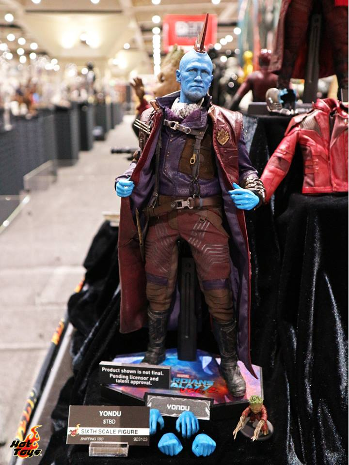 Hot Toys Guardians of the Galaxy Vol2 YONDU