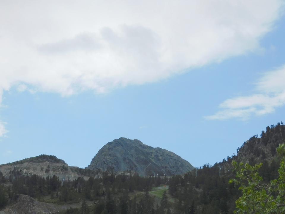 08-23/07/2017 Isola 2000 12) 20 Juillet En route vers la Tête Mercière (2491m)
