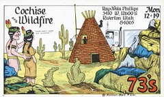 Runnin Bare #0621: Cochise & Wildfire - Riverton, Utah