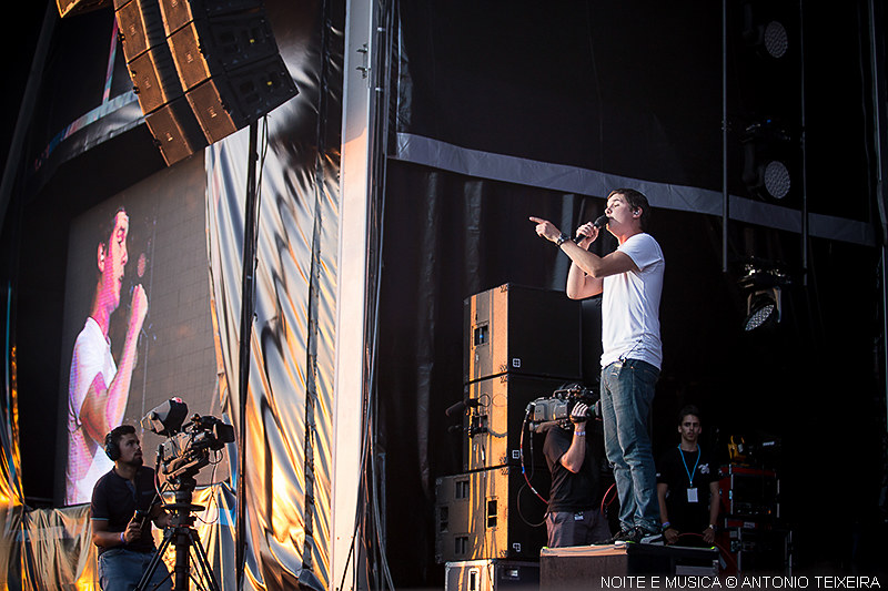 Lukas Graham - MEO Marés Vivas '17