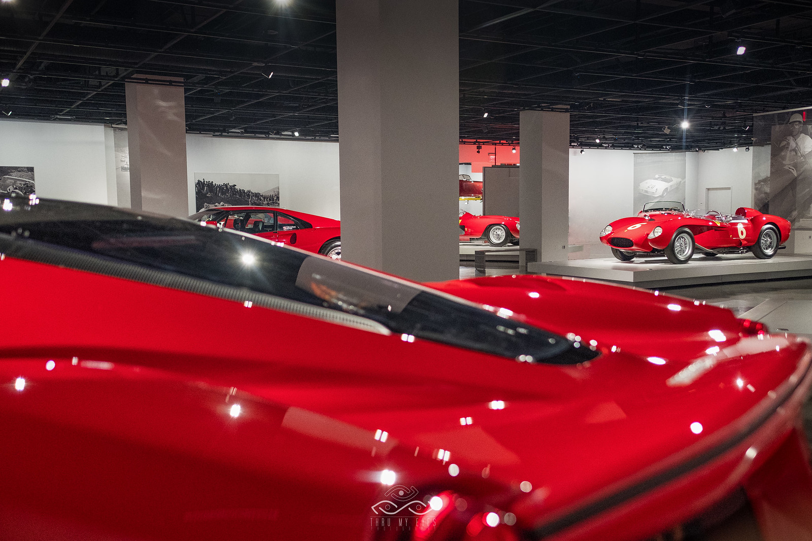 Vwvortex Com Petersen Auto Museum Los Angeles Ferrari Love