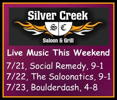 Silver Creek Poster 7-21-17