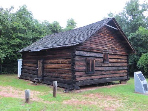 Claybank Log Church Ozark AL