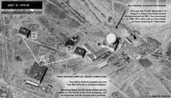 Sary Shagan Area 38 Radar Installations, 1966
