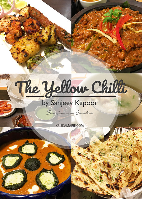 The Yellow Chilli by Sanjeev Kapoor--Love it? Pin it!