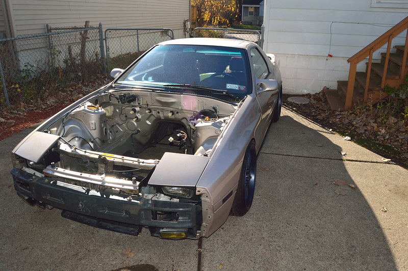 how to 2JZ an FC