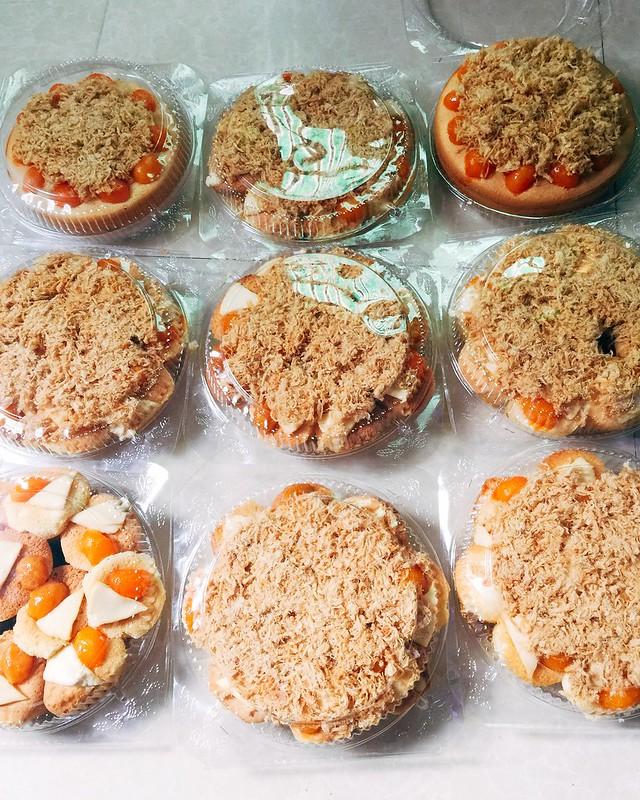 Bánh Bông Lan Trứng Muối , Bánh Mì Phô Mai .... - 7