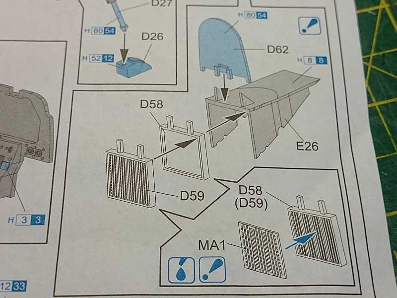 P-51D-5 (Dragon, 1/32) 35980122631_b6821f861c_b