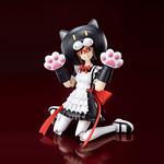 【台灣PB熱烈預購中!】從熊凱COS變成可愛貓娘!HGBF 1/144《鋼彈創鬥者》千喵凱(チニャッガイ)【PB限定】