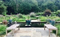 Brookside Gardens ~ fountain pool