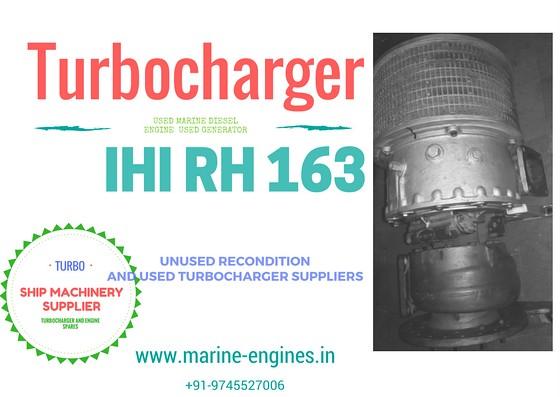 Turbocharger IHI RH163