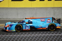 Tockwith Motorsports' Ligier JS P217 Gibson Driven by Phillip Hanson, Nigel Moore and Karun Chandhok
