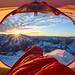 #camping,  🌎 Gothic Peak |  Jacob Moon Photography