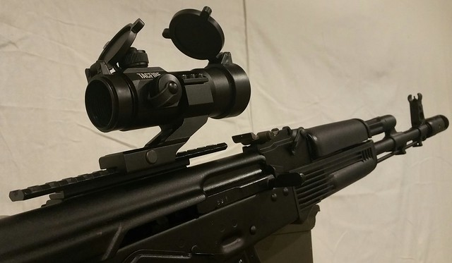 rail Red Dot Mount 4