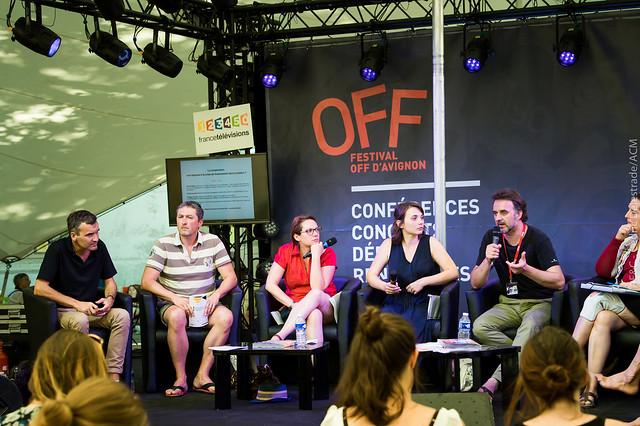 La coopération – mutualisation, une réponse à la crise de financement de la création ? - association Opale, centre de ressources culture pour le dispositif local d'accompagnement, en partenariat avec AF&C