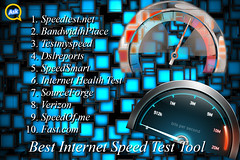 What are the Best Internet Speed Test Tools?